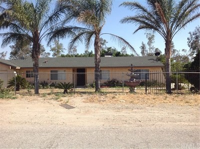 Fontana Single Family Home For Sale: 15939 Ceres Avenue