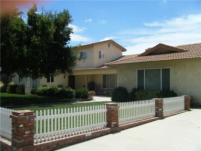 Perris Single Family Home For Sale: 18590 Yellow Brick Road