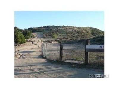 Wildomar Residential Lots & Land For Sale: 32975 Lost Road