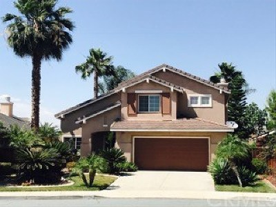 Jurupa Single Family Home For Sale: 5193 Konic Court