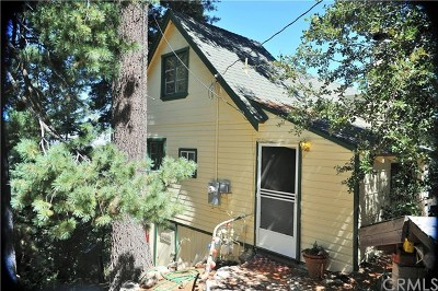 Twin Peaks Single Family Home For Sale: 826 Lo Lane
