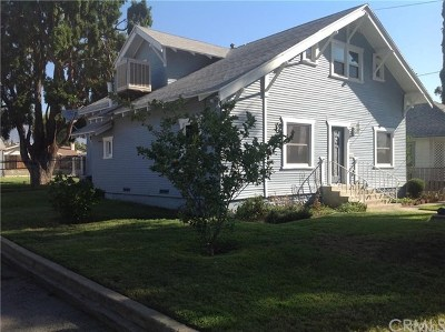 Rancho Cucamonga Single Family Home For Sale: 9650 San Bernardino Road