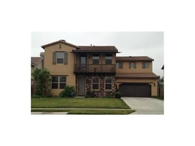 Rancho Cucamonga Single Family Home For Sale: 13145 Green Canyon Drive