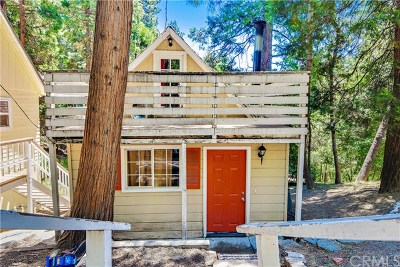Twin Peaks Single Family Home For Sale: 26752 State Hwy 189