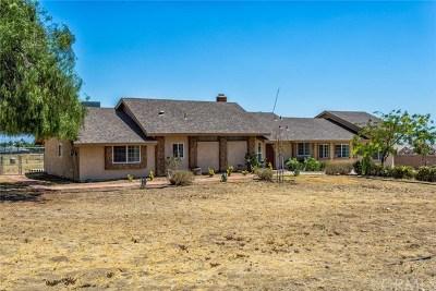 Single Family Home For Sale: 6403 Palm Avenue