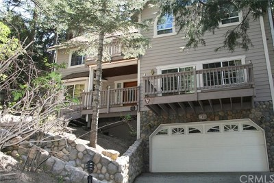 Lake Arrowhead Single Family Home For Sale: 370 Bel Air Drive
