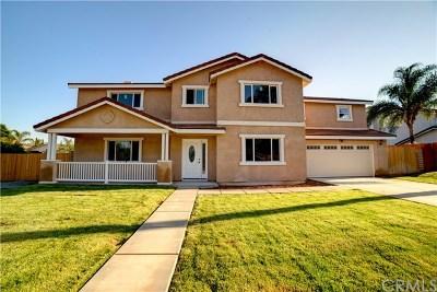 Riverside CA Single Family Home For Sale: $499,900