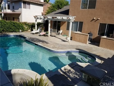 Fontana Single Family Home Active Under Contract: 14048 Yorktown Court