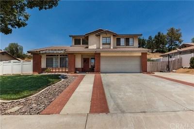 Moreno Valley Single Family Home For Sale: 25606 San Thomas Street