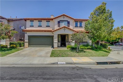 Moreno Valley Single Family Home For Sale: 10278 Coral Lane