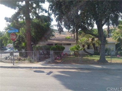 Pomona Single Family Home For Sale: 2395 Concord