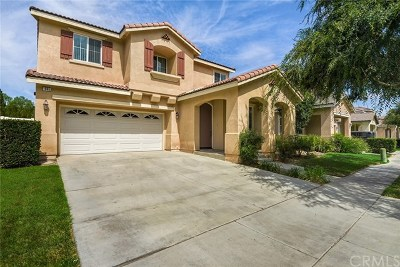 Riverside Single Family Home For Sale: 1685 Catania Drive