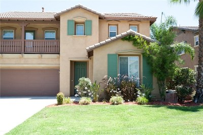 Redlands Single Family Home For Sale: 1660 Verona Drive
