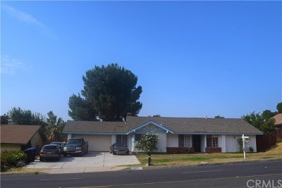 Jurupa Single Family Home For Sale: 5331 Camino Real