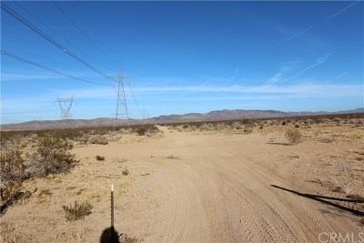 Barstow Residential Lots & Land For Sale: Date Avenue