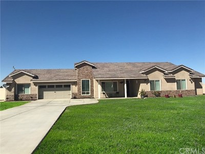 Perris Single Family Home For Sale: 18181 Andrea Court