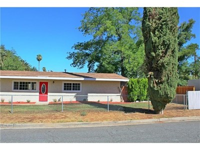 Riverside Single Family Home For Sale: 2755 Pleasant Street