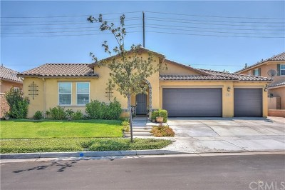 Eastvale Single Family Home For Sale: 7168 Jantina Court