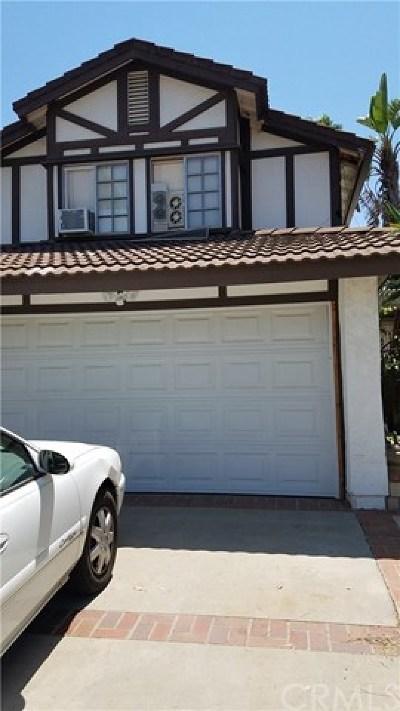 Corona Single Family Home For Sale: 706 Santa Paula Street