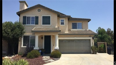 Fontana Single Family Home For Sale: 5165 Raccoon Way