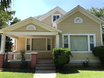 Riverside Single Family Home For Sale: 3523 Ottawa Ave.