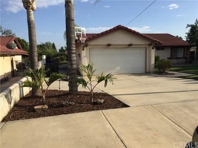 Rancho Cucamonga CA Single Family Home For Sale: $500,000