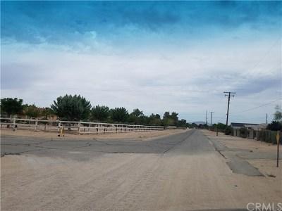 Hesperia Residential Lots & Land For Sale: 15197 Aspen