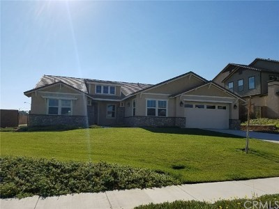 Rancho Cucamonga Single Family Home For Sale: 6345 Bastille Court