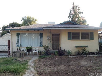 Riverside Single Family Home For Sale: 4274 Highland Place