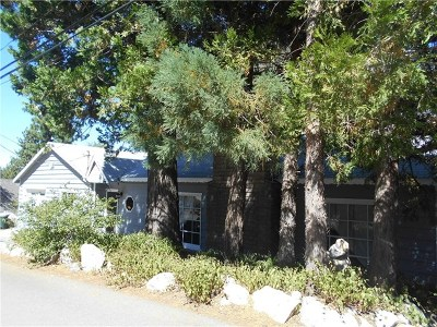Twin Peaks Single Family Home For Sale: 25656 Hi Lane