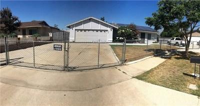 Fontana Single Family Home For Sale: 7526 Pinyon Avenue