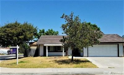 Riverside Single Family Home For Sale: 3939 Rancho Del Oro Drive