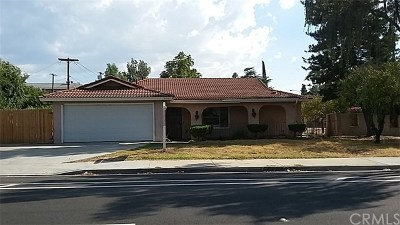 Riverside Single Family Home For Sale: 4610 Central Avenue