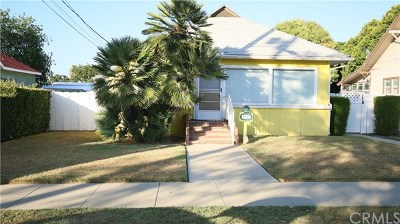 Riverside Single Family Home For Sale: 3959 Castleman Street