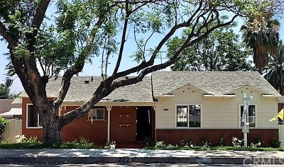 Pomona Single Family Home For Sale: 722 Val Vista Street