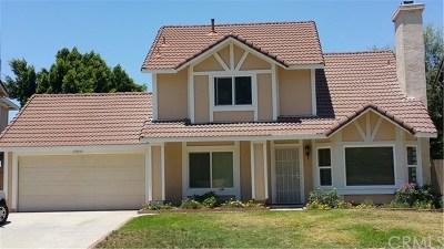 Jurupa Single Family Home For Sale: 7591 Whitney Drive
