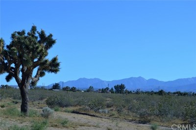San Bernardino County Residential Lots & Land For Sale: Caliente