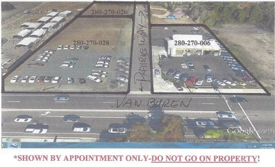 Riverside Residential Lots & Land For Sale: 18820 Van Buren Boulevard
