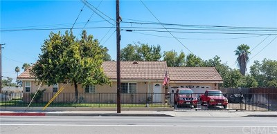 San Bernardino Single Family Home For Sale: 315 W 9th Street