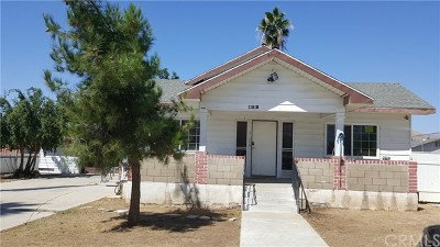 Moreno Valley Single Family Home For Sale: 11919 Indian Street