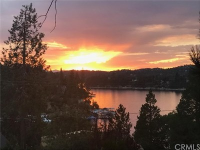 Lake Arrowhead Single Family Home For Sale: 485 State Hwy 173