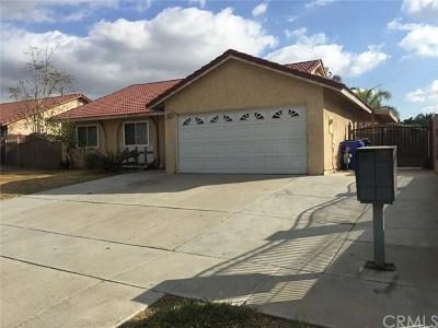Fontana Single Family Home For Sale: 8927 Redwood Avenue
