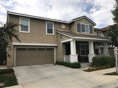Yucaipa Single Family Home For Sale: 12245 Amaryllis #2