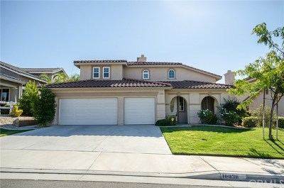 Moreno Valley Single Family Home For Sale: 10038 Deville Drive