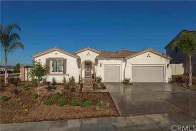 Murrieta Single Family Home For Sale: 37861 Mockingbird Avenue