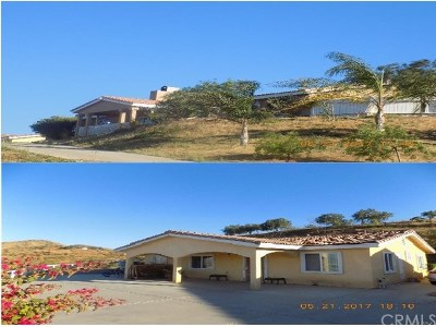 Perris Multi Family Home For Sale: 21400 Salter Road