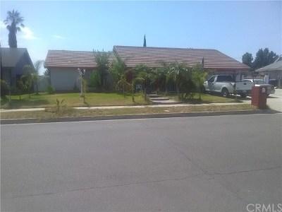 Rialto Single Family Home For Sale: 2454 Fillmore Avenue