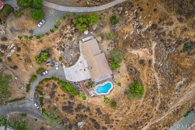 Moreno Valley Single Family Home For Sale: 24840 Valley Ranch Road