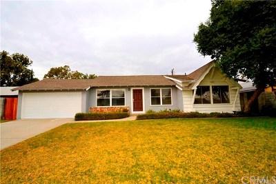 Rancho Cucamonga Single Family Home For Sale: 10136 Dorset Street