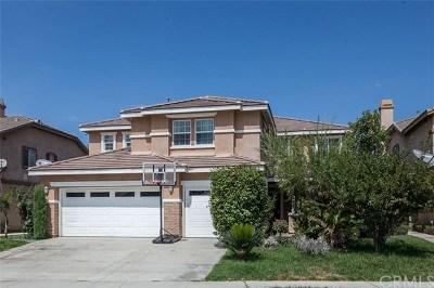 Fontana Single Family Home For Sale: 15176 Sapling Lane
